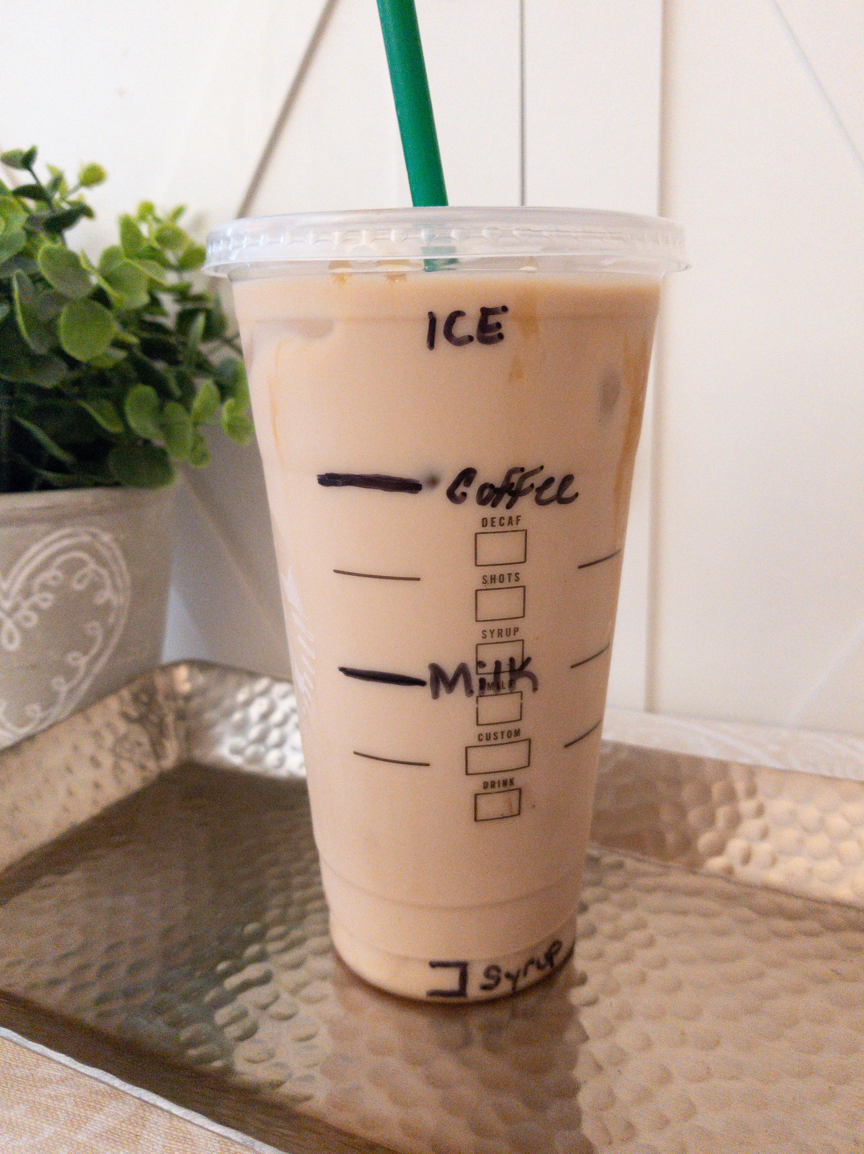 Copycat Starbucks Iced Caramel Macchiato Heart Soul Cooking